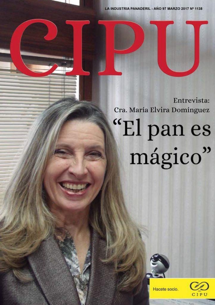 revista marzo tapa